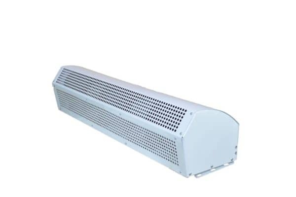 Air Curtain in Dual Speed - Plain Metal Body with Powder Coated Chassis for Commercial Application