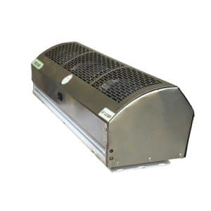 Air Curtain in Dual Speed - Aluminum Body with Stainless Steel (Grade 304) Chassis for Commercial Application